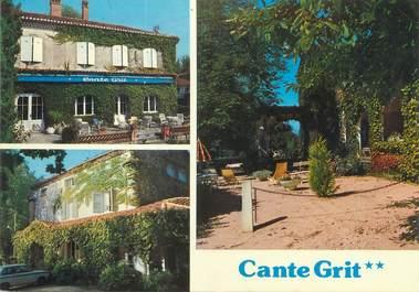"CPSM FRANCE 32 ""Barbotan Les Thermes, hôtel Cante Grit"""