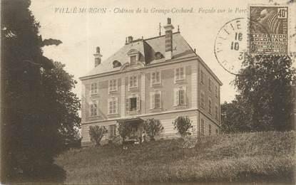 """CPA FRANCE 69 """"Villié Morgon, Château de la Grange Cochard"""""""