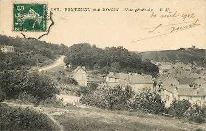 """CPA FRANCE 92 """"Fontenay aux roses"""""""