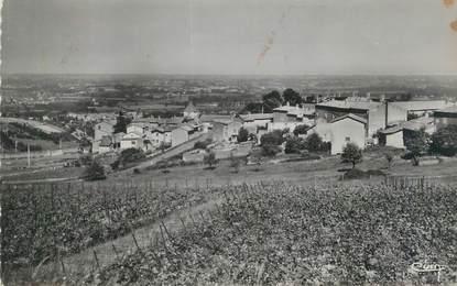 """CPSM FRANCE 69 """"Lachassagne, vue générale du Bourg"""""""