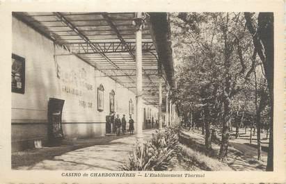 """CPA FRANCE 69 """"Charbonnière les Bains, casino"""""""