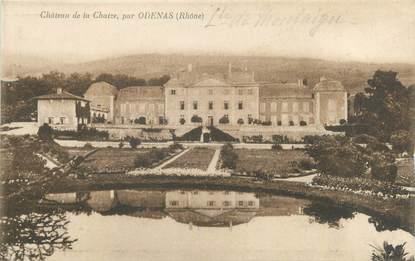 """CPA FRANCE 69 """"Odenas, château de la Chaize"""""""