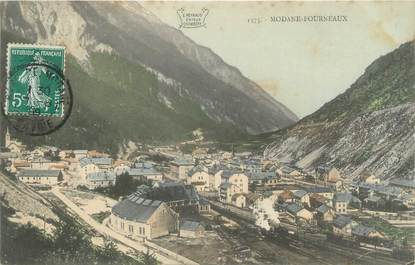 "CPA FRANCE 73 ""Modane Fourneaux"""