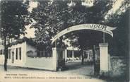 """73 Savoie CPA FRANCE 73 """"Challes Les Eaux, hôtel Beauséjour"""""""