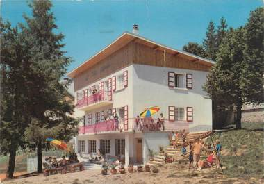"""CPSM FRANCE 38 """"Villard de Lans, Hôtel le Nid Alpin"""""""