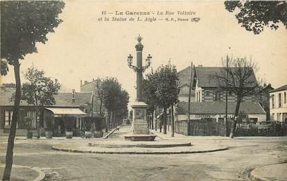 """CPA FRANCE 92 """"La Garenne, la rue Voltaire"""""""