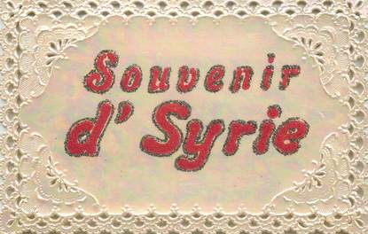 CPA SYRIE