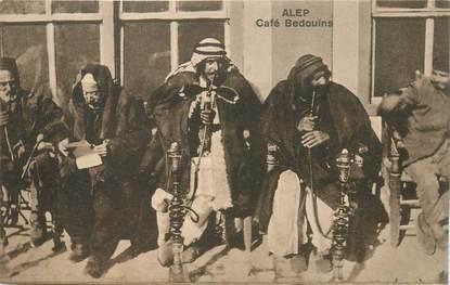 "CPA SYRIE ""Alep, café bédouin"""