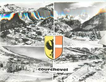 "CPSM FRANCE 73 ""Courchevel"""