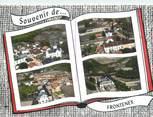 """73 Savoie CPSM FRANCE 73 """"Frontenex"""""""