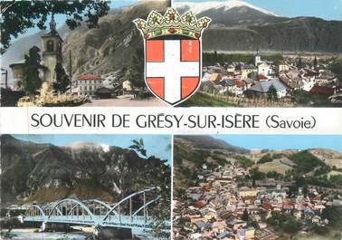 """CPSM FRANCE 73 """"Grésy sur Isère"""""""
