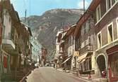 "73 Savoie CPSM FRANCE 73 ""Montmelian, la grande rue"""