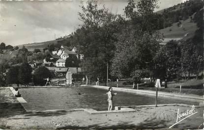 "CPSM FRANCE 73 ""Valloire, la piscine Gabriel Julliard"""