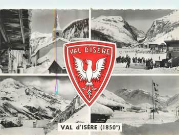 """CPSM FRANCE 73 """"Val d'Isère, le vieux village"""""""