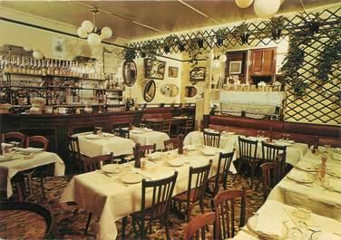 """CPSM FRANCE 75015 """"Paris, restaurant du marché"""""""