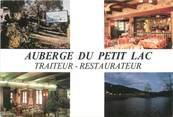 """81 Tarn CPSM FRANCE 81 """"Larroque, auberge du petit lac"""""""