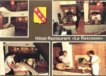 """CPSM FRANCE 57 """"Rechicourt Le Château, hôtel restaurant La Rascasse"""""""