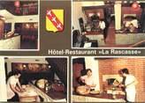 """57 Moselle CPSM FRANCE 57 """"Rechicourt Le Château, hôtel restaurant La Rascasse"""""""