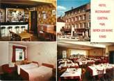 "57 Moselle CPSM FRANCE 57 ""Sierck Les Bains, hôtel restaurant Central"""