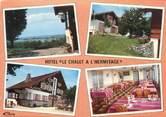 """74 Haute Savoie CPSM FRANCE 74 """"Thonon les Bains, hôtel Le chalet à l'hermitage"""""""