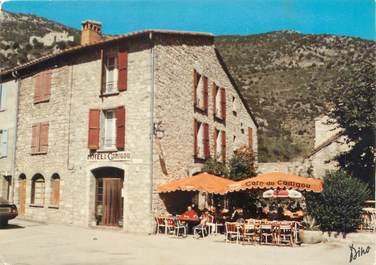 """CPSM FRANCE 66 """"Villefranche de Conflent, hôtel du Canigou"""""""