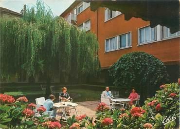 """CPSM FRANCE 54 """"Nancy, hôtel Astoria, hôtel Albert 1er"""""""