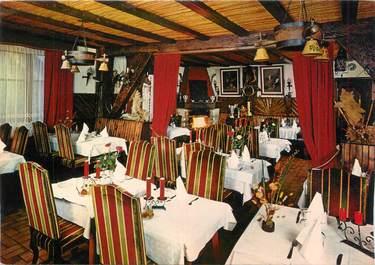 """CPSM FRANCE 90 """"Delle, hôtel National restaurant"""""""