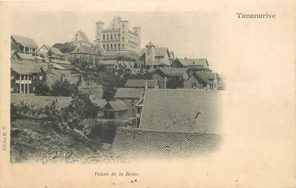 "CPA MADAGASCAR ""Tananarive, palais de la Reine"""