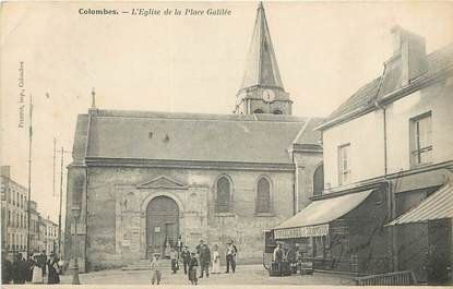 """CPA FRANCE 92 """"Colombes"""""""