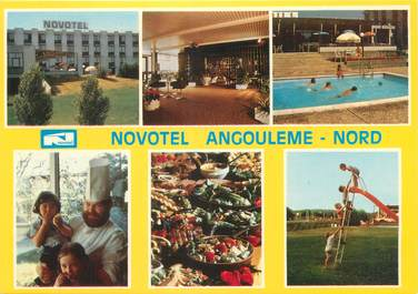 """CPSM FRANCE 16 """"Champniers, Novotel Angoulême Nord"""""""
