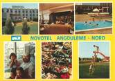 """16 Charente CPSM FRANCE 16 """"Champniers, Novotel Angoulême Nord"""""""