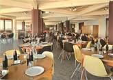"20 Corse CPSM FRANCE 20 ""Corse, Taglio Isolaccio, centre de vacances, de loisirs, de repos, la salle à manger """