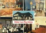 """12 Aveyron CPSM FRANCE 12 """"Olemps, hôtel Les Peyrières"""""""