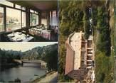 """23 Creuse CPSM FRANCE 23 """"Crozant, hôtel du Lac"""""""
