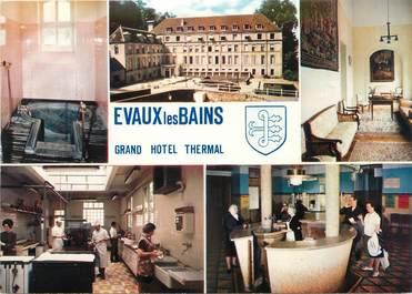 """CPSM FRANCE 23 """"Evaux Les Bains, grand hôtel Thermal"""""""