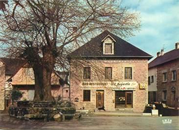 "CPSM FRANCE 19 ""Saint Augustin, bar restaurant le Saint Augustin """