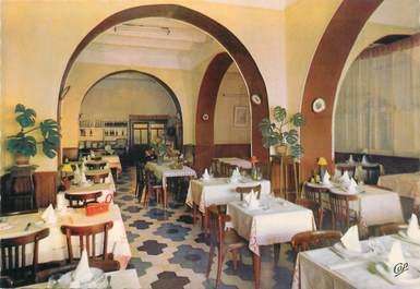 "CPSM FRANCE 20 ""Corse, Bonifacio, hôtel La Pergola, la salle à manger"""