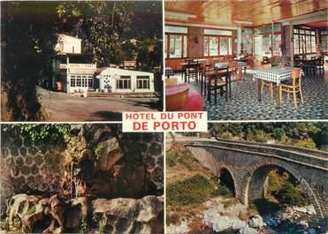"""CPSM FRANCE 20 """"Corse, hôtel du Pont de Porto"""""""