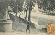 """61 Orne CPA FRANCE 61 """"Belleme, le boulevard des promenades"""""""