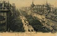 "75 Pari CPA FRANCE 75002 ""Paris, boulevard des italiens"""