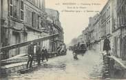 """08 Ardenne CPA FRANCE 08 """"Mézières, faubourg d'Arches"""" / INONDATION 1920"""