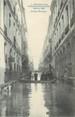 "44 Loire Atlantique CPA FRANCE 44 ""Nantes, la rue Kervégan"" / INONDATION 1910"