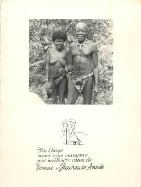 CPSM CONGO BELGE
