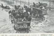 "94 Val De Marne CPA FRANCE 94 ""Ivry, sauvetage des inondés "" / INONDATION 1910"