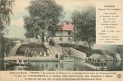 """77 Seine Et Marne CPA FRANCE 77 """"Vaux sur Seine, venise, le plus joli lotissement de la banlieue"""""""