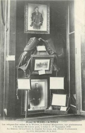 """CPA FRANCE 54 """"Musée de Mars la Tour"""" / GUERRE DE 1870"""