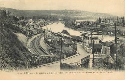 "CPA FRANCE 92 ""Meudon Bellevue"""