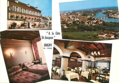 Cpsm france 89 joigny h tel restaurant la c te saint jacques 89 yonne joigny 89 ref - La cote saint jacques joigny ...