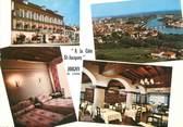 """89 Yonne CPSM FRANCE 89 """"Joigny, hôtel restaurant à la Côte Saint Jacques"""""""