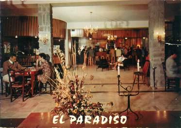 "CPSM FRANCE 20 ""Corse, Calvi, hôtel El Paradisio"" / DOS NON CP"